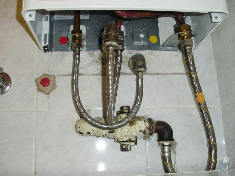 Výměna karmy za boiler: PA070003