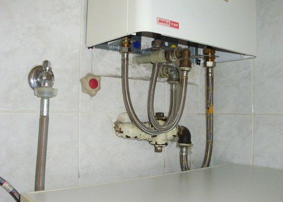 Výměna karmy za boiler