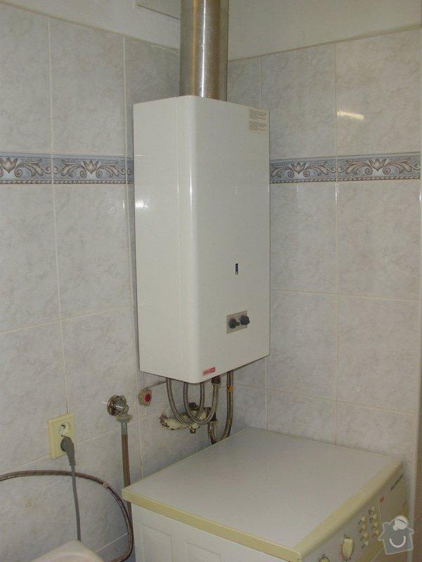 Výměna karmy za boiler: PA070006