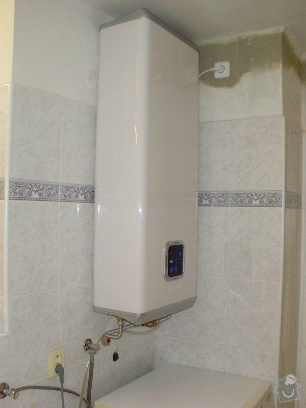 Výměna karmy za boiler: PA210001