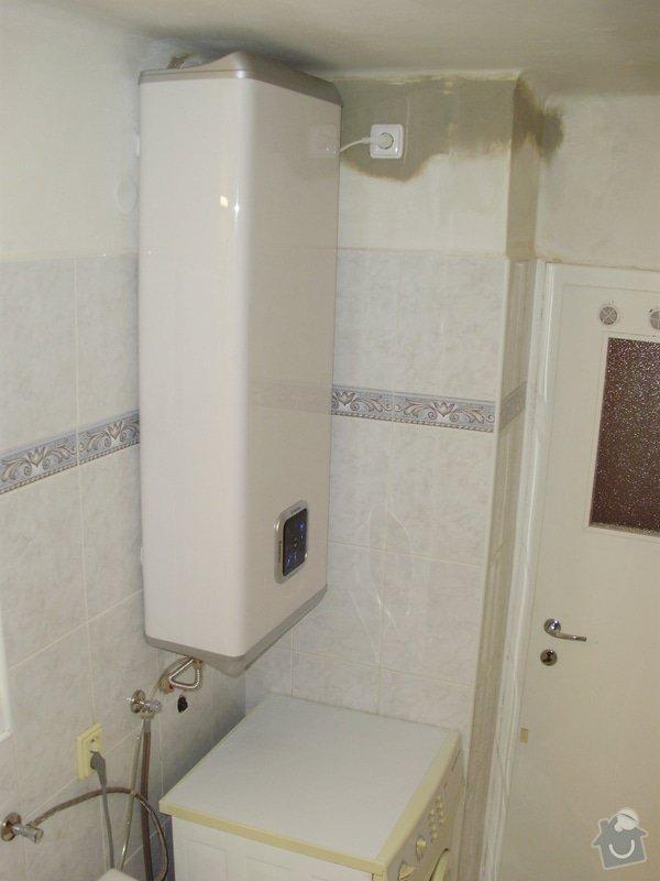 Výměna karmy za boiler: PA210002