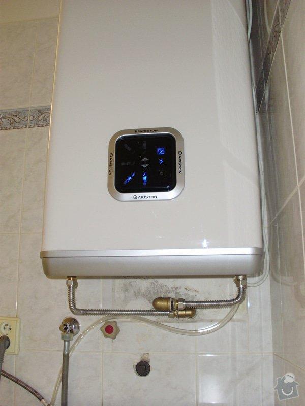 Výměna karmy za boiler: PA210003