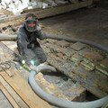 Foukana izolace stropu pod pudou imag0257
