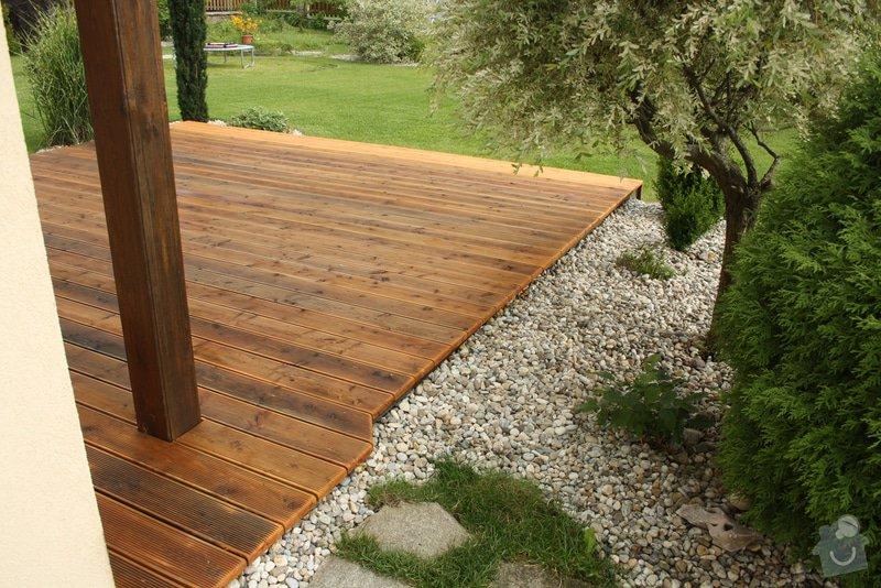 Dřevěná terasa: IMG_1751RES