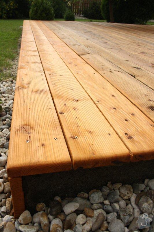 Dřevěná terasa: IMG_1760RES