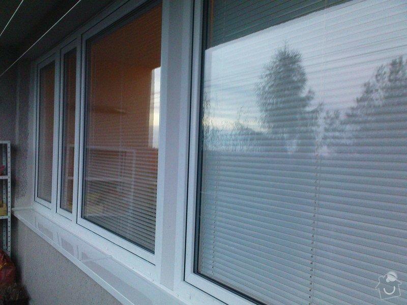 Dodávka a montáž plastových oken a balkonových dveří: DSC00497