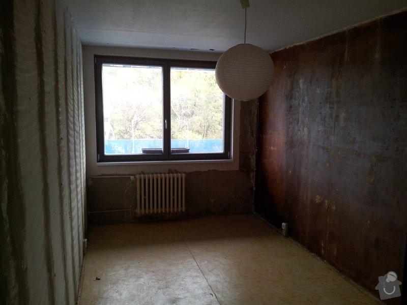 Štukování, (1 panelákový pokoj) cca 32 m2 plochy, vylití pokoje 12 m2.: 2012-10-28_11.10.57
