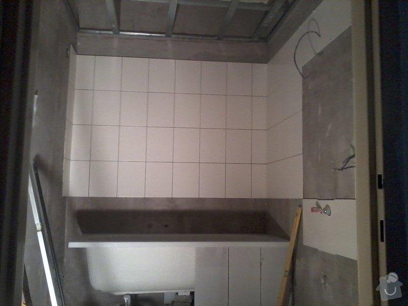 Obkladačské práce: koupelna10