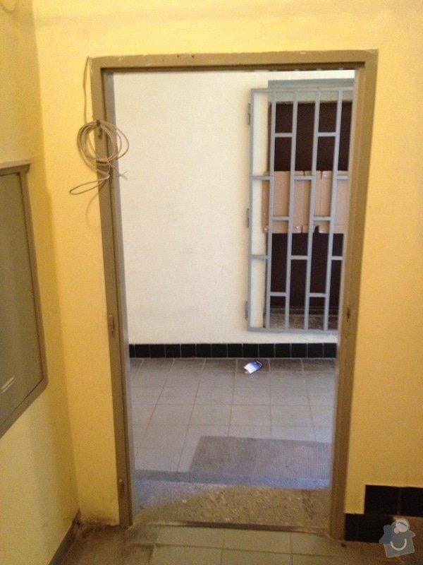 Výroba vchodových dveří: obrazek_1