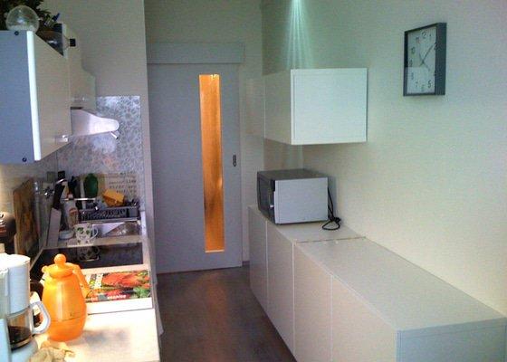 Rekonstrukce kuchyně a chodby bytu