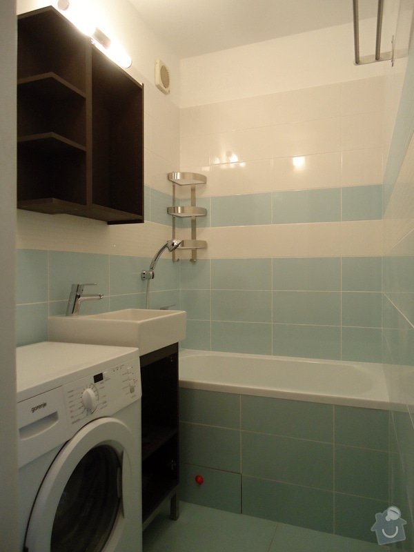 Koupelny a WC obklady,dlažba,: DSC00732