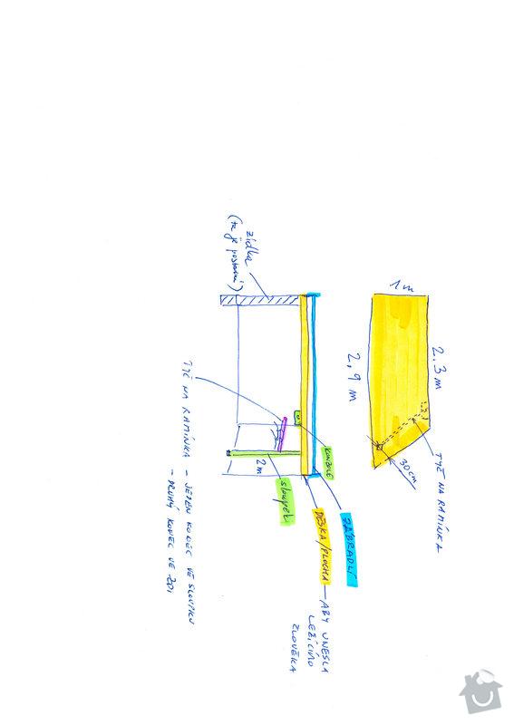 Dřevěná konstrukce: 00000001