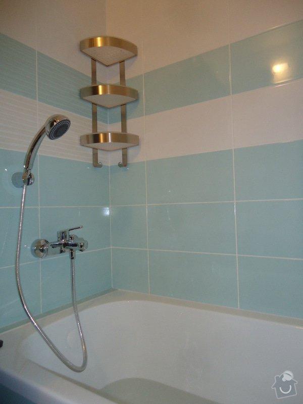Koupelny a WC obklady,dlažba,: DSC00739