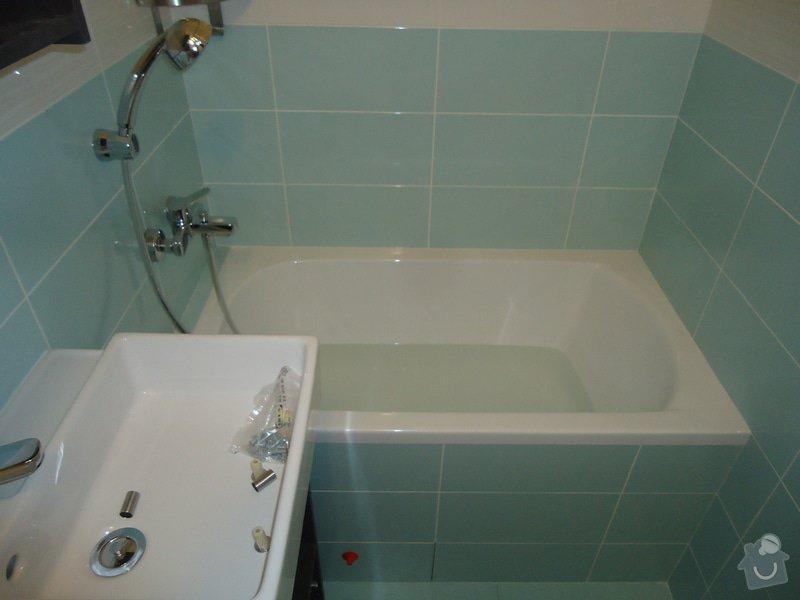 Koupelny a WC obklady,dlažba,: DSC00738