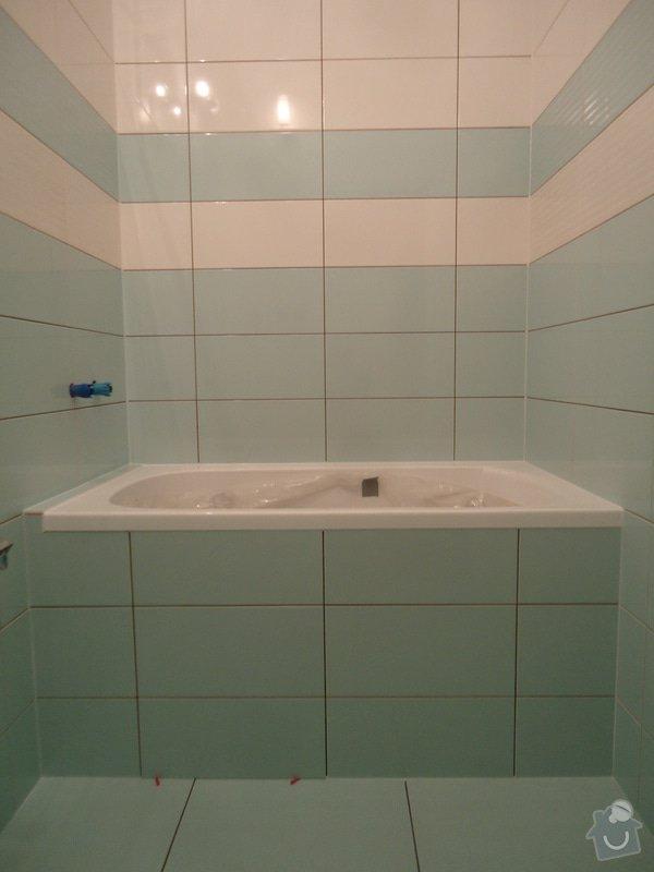 Koupelny a WC obklady,dlažba,: DSC00713