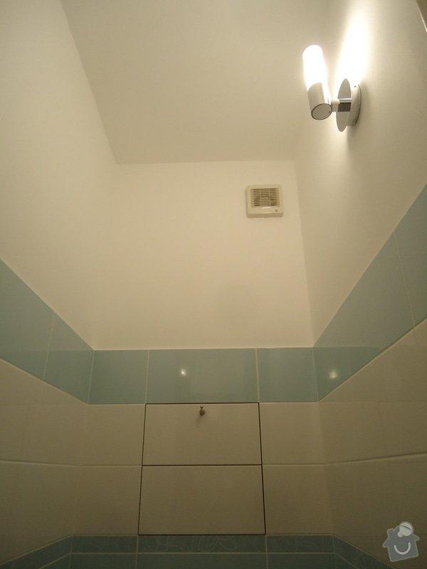 Koupelny a WC obklady,dlažba,: DSC00734