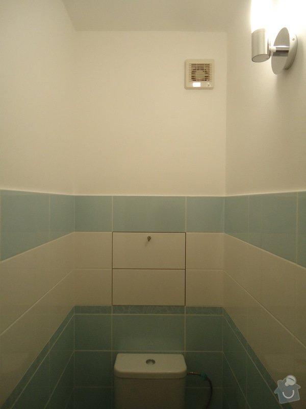 Koupelny a WC obklady,dlažba,: DSC00711