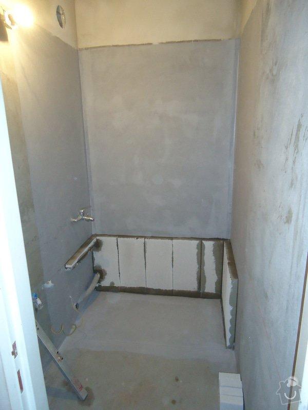 Koupelny a WC obklady,dlažba,: DSC00696