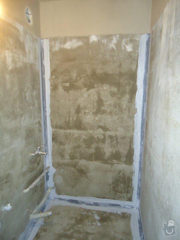 Koupelny a WC obklady,dlažba,: DSC00690