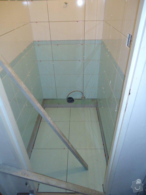 Koupelny a WC obklady,dlažba,: DSC00695