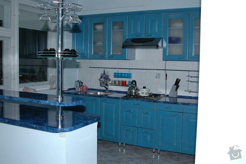 Výroba a montáž kuchyňské linky: skr_str_013