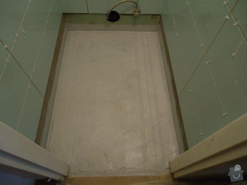 Koupelny a WC obklady,dlažba,: DSC00686