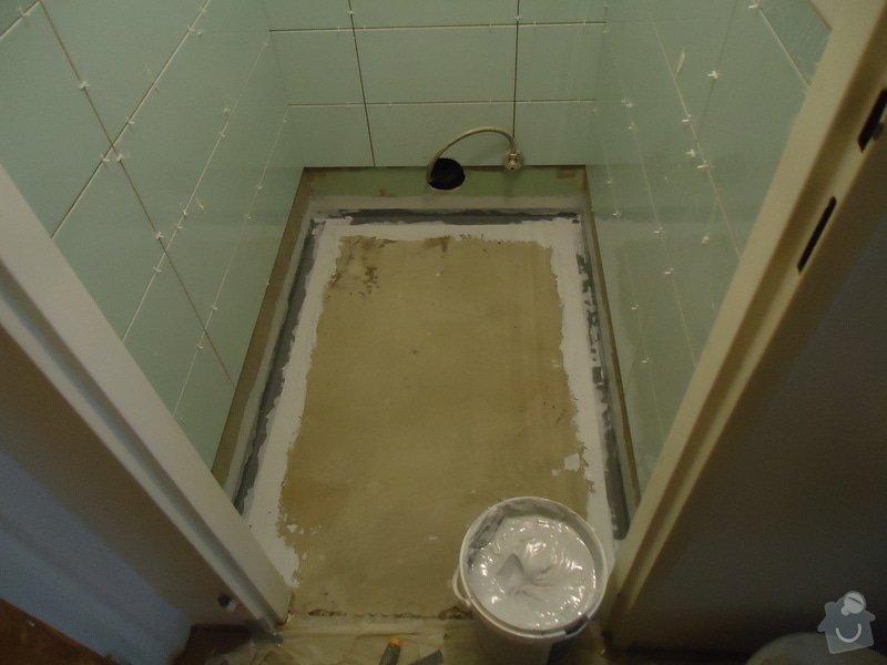 Koupelny a WC obklady,dlažba,: DSC00685