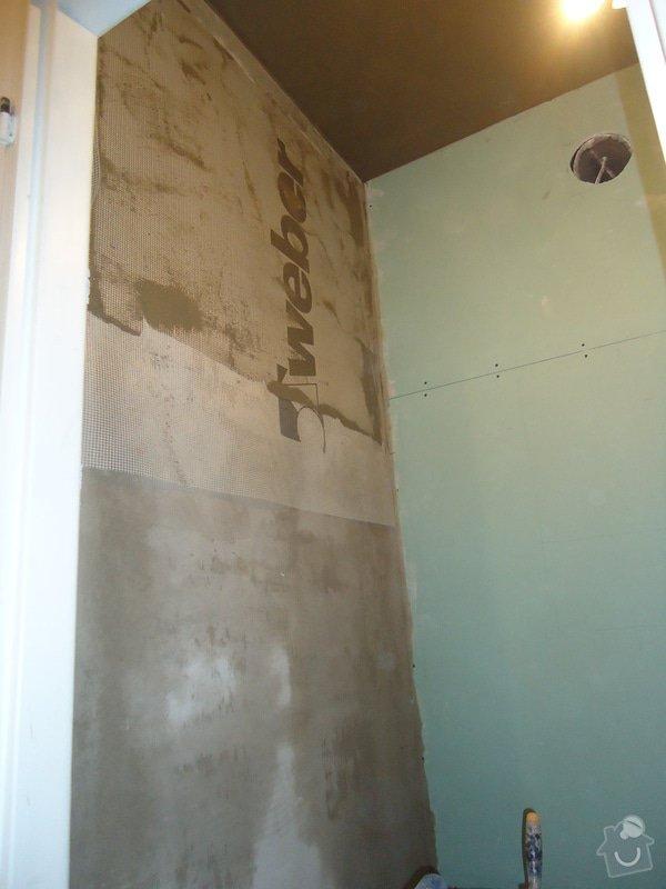 Koupelny a WC obklady,dlažba,: DSC00669