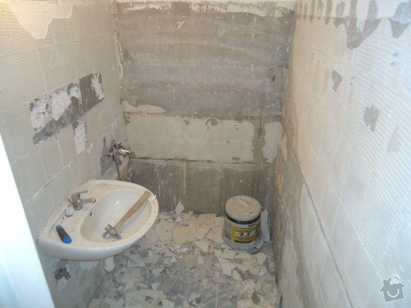 Koupelny a WC obklady,dlažba,: DSC00655