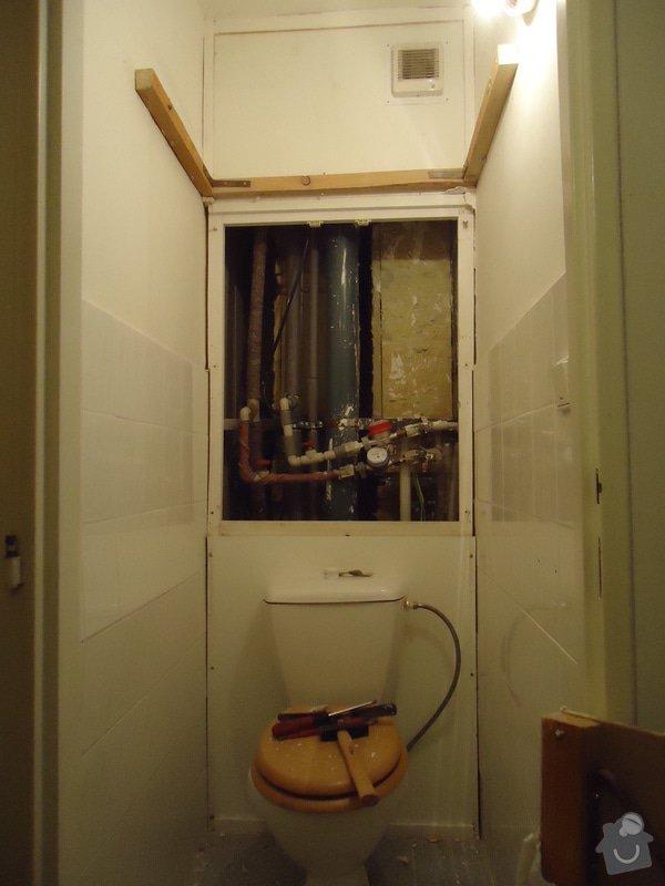 Koupelny a WC obklady,dlažba,: DSC00645
