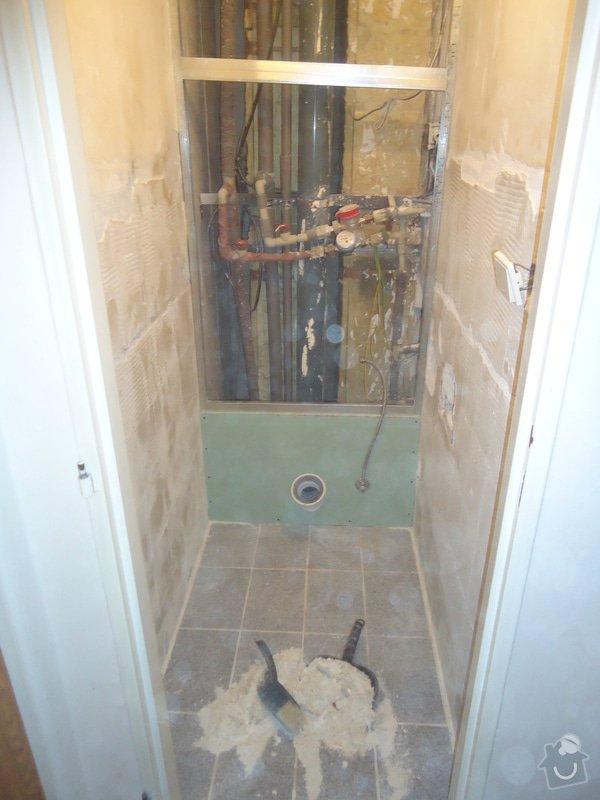 Koupelny a WC obklady,dlažba,: DSC00659