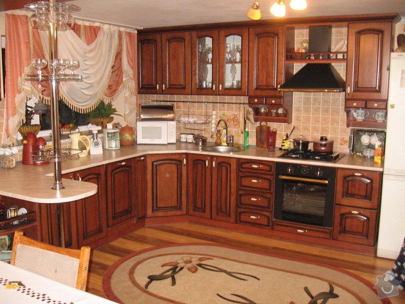 Výroba a montáž kuchyňské linky: skr_str_015