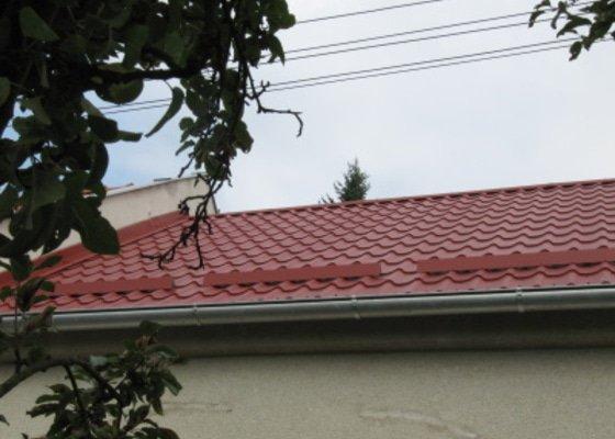 Dodávka a montáž střešních oken