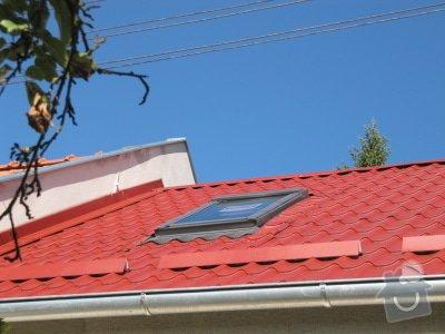 Dodávka a montáž střešních oken: Velux2
