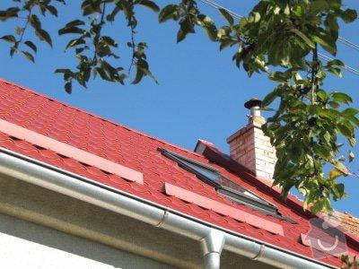 Dodávka a montáž střešních oken: Velux3