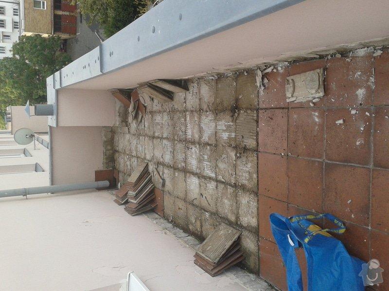 Rekonstrukce terasy 45m2: Fotografie-0137