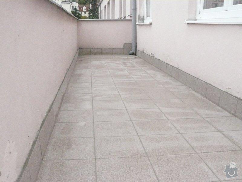 Rekonstrukce terasy 45m2: P1150059