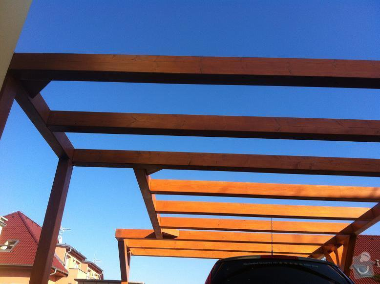 Zasklení střechy pergoly cca 22m2: IMG_0537