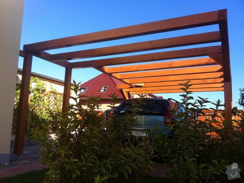 Zasklení střechy pergoly cca 22m2: IMG_0536