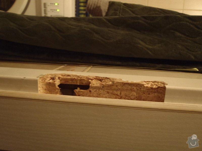Oprava dřevěných futer s nainstalováním vložky.: PA300480_1_