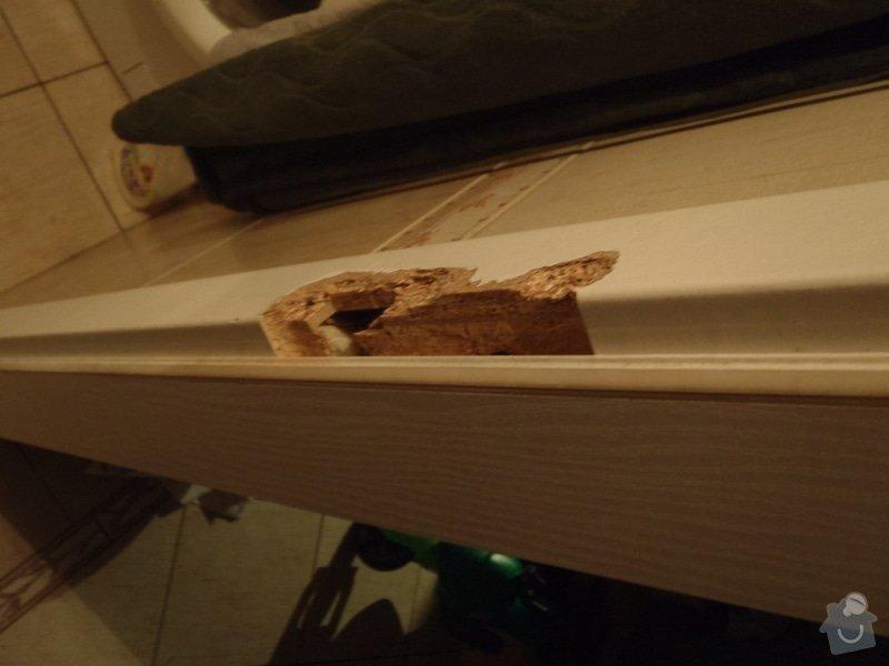 Oprava dřevěných futer s nainstalováním vložky.: PA300479_1_