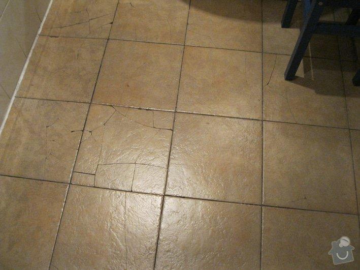 Pokládka podlahy: P1