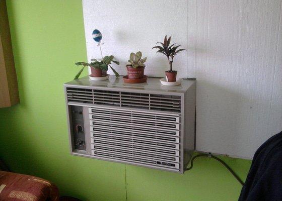 Montáž klimatizace do mobilheimu
