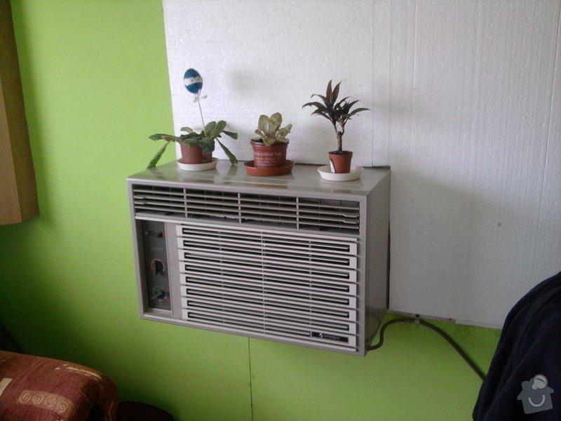 Montáž klimatizace do mobilheimu: Fotografie0106