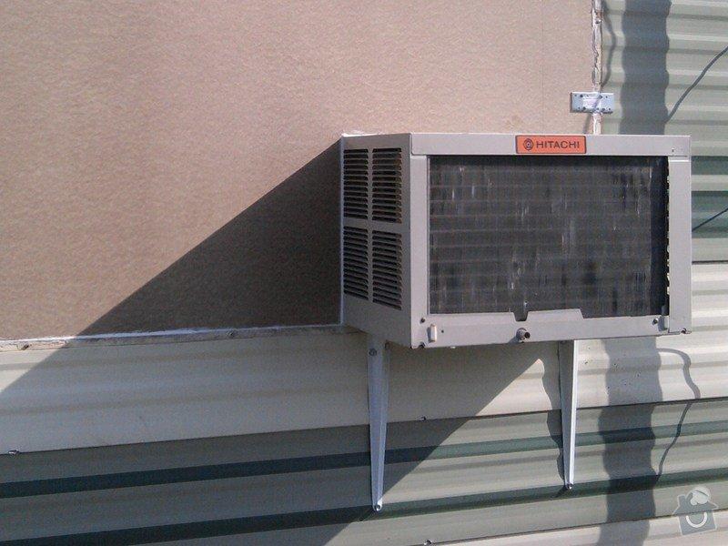 Montáž klimatizace do mobilheimu: Fotografie0107