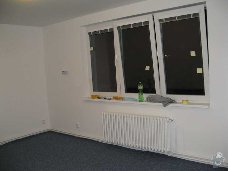 Celková rekonstrukce bytu: pokoj_po