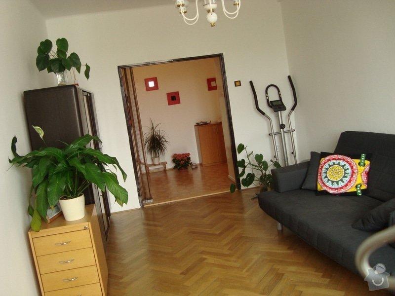 Broušení podlahy 20 m2: DSC00900