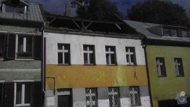 Pokládka střechy ze šindele, bitumenu: IMAG0544