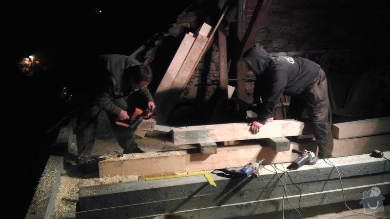Pokládka střechy ze šindele, bitumenu: IMAG0680
