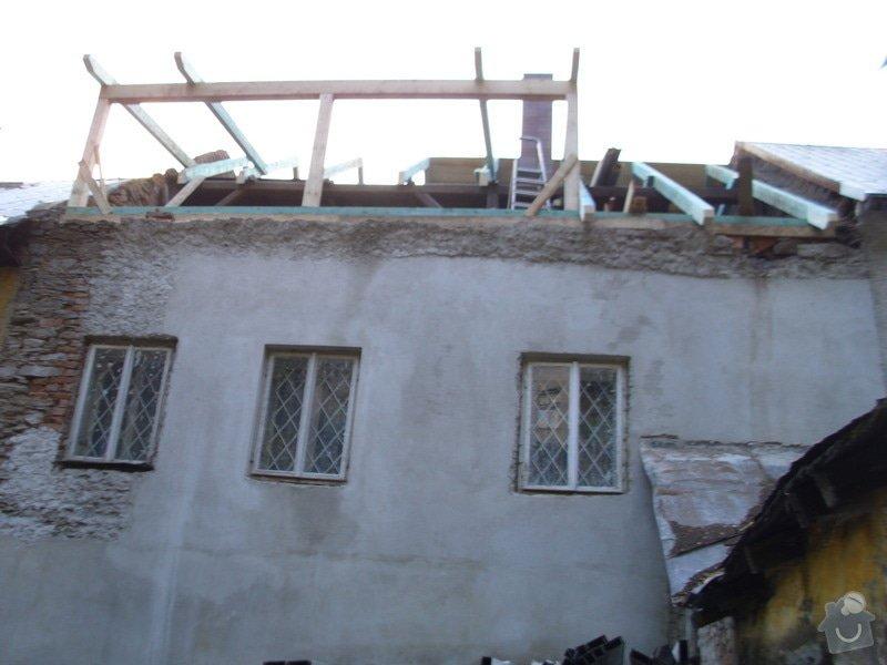 Pokládka střechy ze šindele, bitumenu: IMG_1600